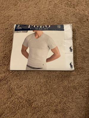 Mens Polo Slim Fit V-Necks Size Medium for Sale in Atlanta, GA