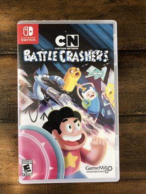 Nintendo Switch - Cartoon Network Battlecrashers for Sale in Irvine, CA