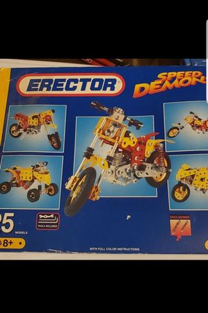 Erector speed demons set for Sale in Federal Way, WA