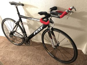Felt S22 Triathlon Road Bike with Shimano 105 for Sale in Tacoma, WA