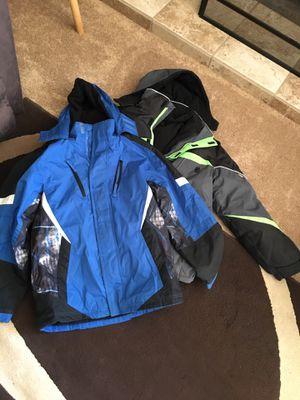 Kids 10-12 ski jackets for Sale in San Jose, CA