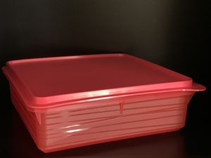 Tupperware container for Sale in San Jose, CA
