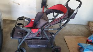Baby trend sit & stand stroller for Sale in Lonsdale, MN