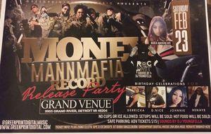 MoneyMannMafia for Sale in Detroit, MI