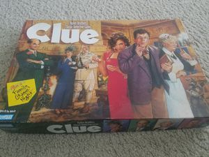 Clue board game for Sale in Lewisville, TX