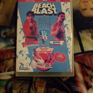 Wcw Beach Blast 1990 Dvd for Sale in Chicago, IL