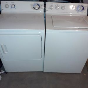 Washer and Dryer Machine Set for Sale in Fort Lauderdale, FL