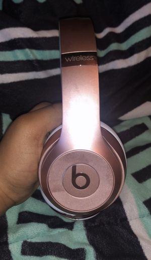 Beats solo3 wireless (rose gold) for Sale in Roanoke, VA