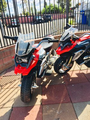 BMW Motorcycle for Children for Sale in Vista, CA