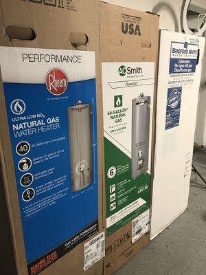 Water Heater DEAL!! Installation and Repair for Sale in El Segundo, CA