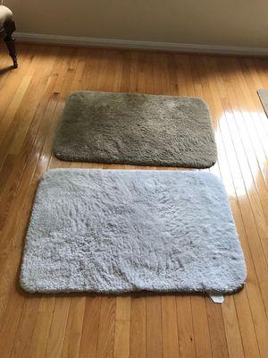 Bath mat 2-pack for Sale in Vienna, VA