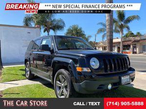 2014 Jeep Patriot for Sale in Santa Ana, CA