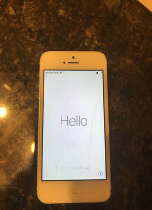 iPhone 5 - AT&T for Sale in Houston, TX