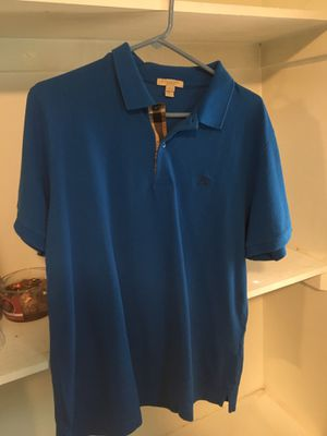 NEW blue burberry brit polo for Sale in Adelphi, MD
