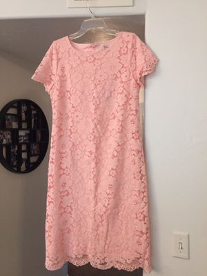 Blush lace dress for Sale in Provo, UT