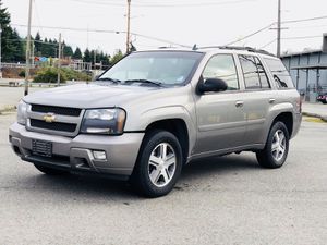 2007 Chevy TrailBlazer 4x4 fully loaded !!! for Sale in Tacoma, WA