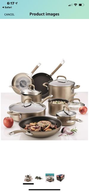 Pans, Cookware for Sale in Belington, WV