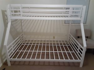 Twin/full size bunk beds for Sale in Wichita, KS