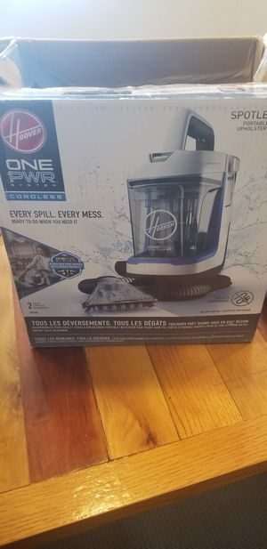Hoover one power cordless every spill every mess for Sale in Taylors, SC