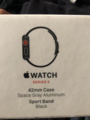 iwatch series 3 for Sale in Hayward, CA