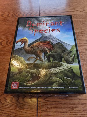 Dominant Species Board Game for Sale in Evergreen, CO
