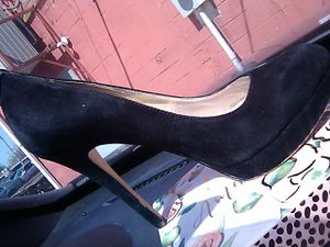 Michael Kors black suede pumps for Sale in Columbus, OH