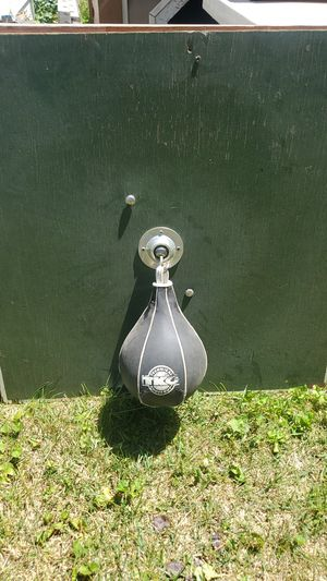 Mounted speed bag for Sale in Hamilton Township, NJ