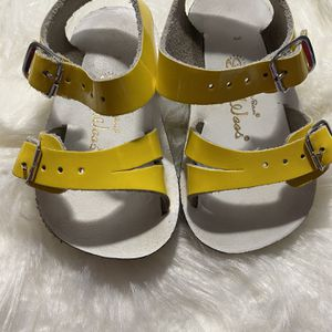 Baby Yellow Sandals for Sale in Normal, IL