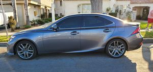Lexus IS 250 Crafted Line F Sport Red Interior for Sale in Downey, CA