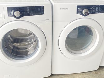 Front Load Samsung Washer And Front Load Samsung Dryer High Efficiency Electric for Sale in Bedford,  TX