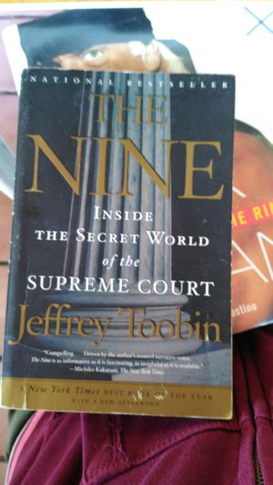 """The nine """"inside the secret world of the supreme court"""" for Sale in Los Angeles, CA"""