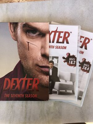 Dexter season 7 all discs included for Sale in Rancho Cucamonga, CA
