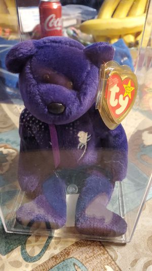 Princess Diana beanie baby for Sale in San Pedro, CA