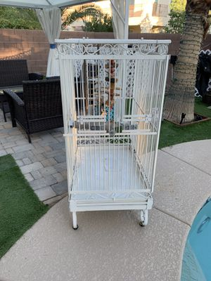 Large bird cage for Sale in North Las Vegas, NV