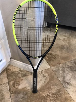 Brand New Head Tennis Racket with Cover for Sale in Temecula, CA