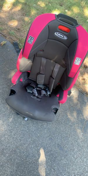 Car seat /booster for Sale in Meriden, CT
