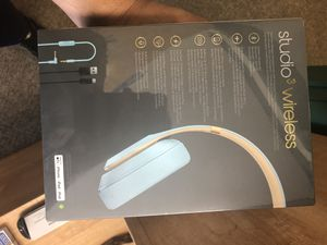 Beats Studio Wireless 3 (unopened) for Sale in Richmond, KY