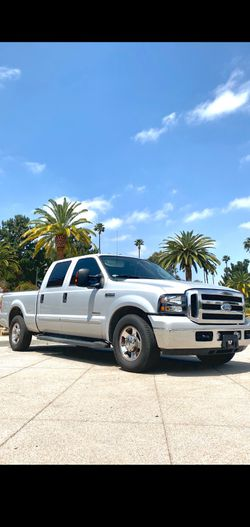 Ford Super Duty F250 Diesel for Sale in Riverside, CA