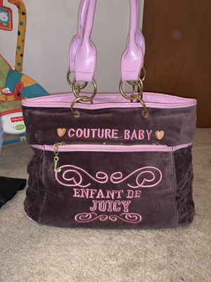 Juicy Couture bag for Sale in Beaumont, TX