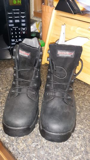 American Worker work boots for Sale in North Las Vegas, NV