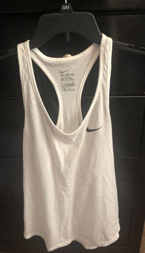 Ladies Nike dry fit razorback tank top for Sale in Fontana, CA
