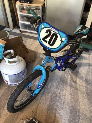 Schwinn kids 20 inch wheel size bike for Sale in Millbrae, CA