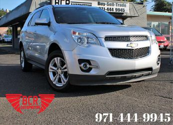2013 Chevrolet Equinox for Sale in Portland,  OR