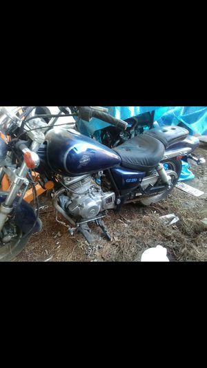 Two Suzuki motorcycles for Sale in Columbus, OH