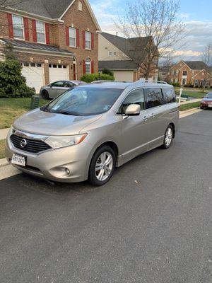2012 Nissan Quest LE for Sale in Gainesville, VA