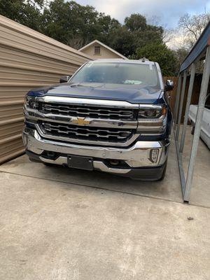 2016 Chevy Silverado Ltz for Sale in Houston, TX
