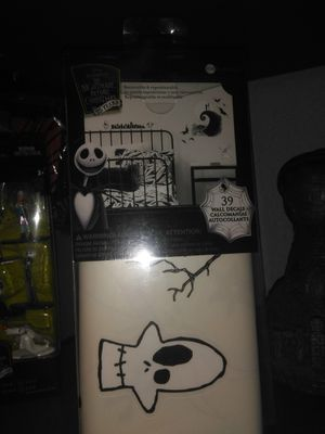 Disney's Nightmare Before Christmas wall decals for Sale in Rialto, CA