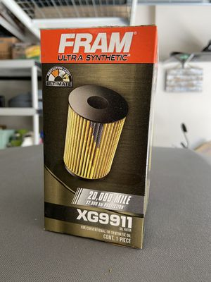 FRAM Ultra Synthetic oil filter Audi Volkswagen A4 S4 Avant for Sale in Ontario, CA