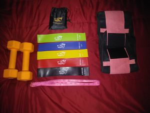 workout equipment for Sale in Charlotte, NC