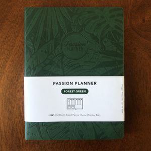 Brand New 2021 Passion Planner (12-month) for Sale in Glendale, CA